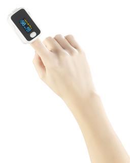 NX 8226 03 newgen medicals Medizinischer Finger Pulsoximeter. Bluetooth. App