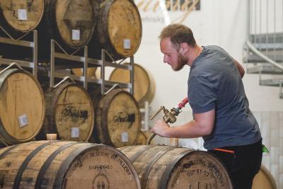 Bester Destillateur 2019 Markus Georg, Birkenhof-Brennerei@JWillwacher