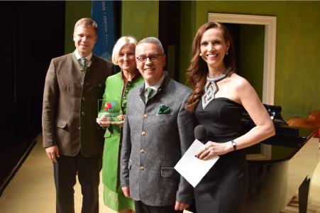 Verleihung der TOP Unternehmen Niederbayerns