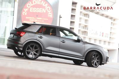 Barracuda Racing Wheels Europe: Barracuda Virus-Räder in 20 Zoll an Audis kleinstem SUV
