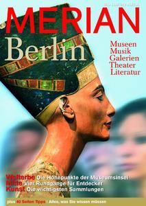 NEU: MERIAN BERLIN erscheint am 18. Oktober dreifach