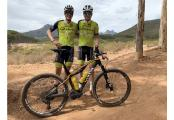 """Die beiden Ergon Factory Rider Elmar Sprink und Peter Schermann starten am kommenden Sonntag als Team """"Ergon Bike Ergonomics"""" beim härtesten Mountainbike-Rennen der Welt, dem Cape Epic in Südafrika"""