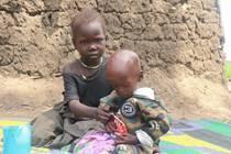10 Jahre nach der großen Hungersnot in Somalia ist es für Millionen Kinder wieder kurz vor 12