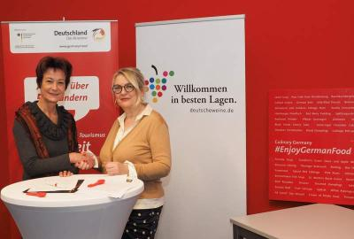 Deutsches Weininstitut ist Premiumpartner der DZT-Kampagne Culinary Germany 2018 / Bild: DZT / Thomas Tratnik Photography
