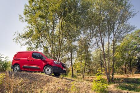 Sure-Footed: Extra Traction and Stability for New Opel Combo