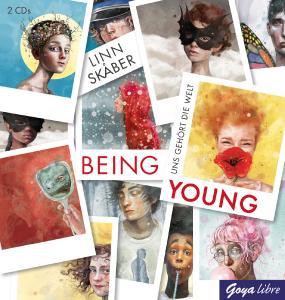 """Das Bild zeigt das Cover von """"Being Young"""""""