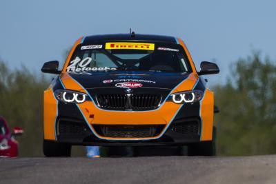 Greg Liefooghe, Stephen Cameron Racing Team, BMW M2351 Racing, Pirelli World Challenge