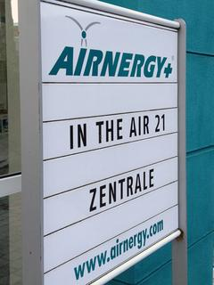 Geordnete Liquidation der Airnergy AG zugunsten der Airnergy International GmbH