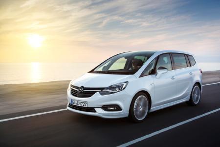 Nächster Impuls: Ab September bringt der neue Opel Zafira zusätzlichen Schwung ins Geschäft