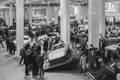 1965 Opel Experimental GT IAA Frankfurt