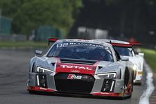 Pirelli-Equipped Audi on Pole for Spa 24 Hours