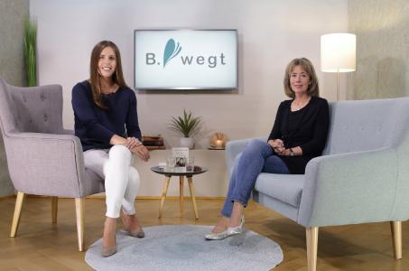 Erfolgsautorin Charlotte Link im Interview bei health tv