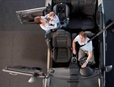 Als wahrer Rückenfreund erweist sich der neue Opel Meriva. Denn: Als erstes und einziges Fahrzeug besitzt der Meriva das AGR-Gütesiegel für sein zertifiziertes Ergonomiesystem