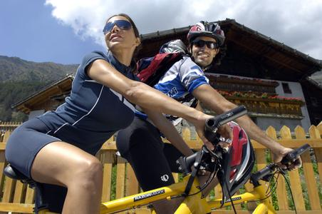 ActiWell Hotels | Mountainbike in Südtirol - Hotel Preidlhof