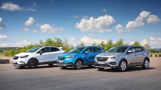 Opel Mokka X Crossland X Grandland X / Opel Automobile GmbH