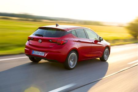Leading technologies: The Opel Astra convinces with lightweight construction, highly efficient propulsion systems, connectivity and innovative driver assistance systems