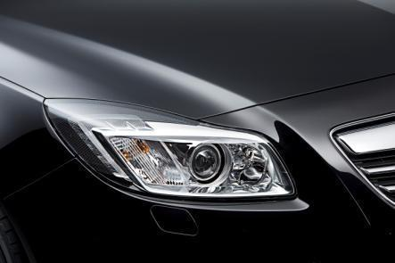 Opel Insignia - Adaptive Forward Lighting AFL+