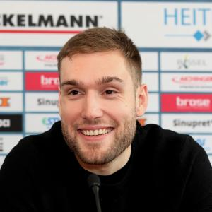 HC Erlangen: Slowenischer Nationaltorwart Klemen Ferlin ab Juli 2020 (Foto: Jocki_Erlangen)