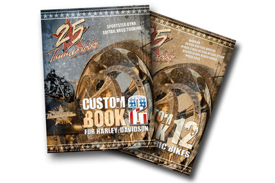 Take Two - New Thunderbike catalogues 2011