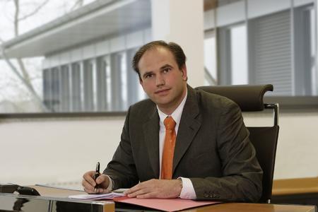 """Winkhaus Gesamtvertriebsleiter Timm Scheible: """"Zutrittsorganisation zum Anfassen und Ausprobieren"""