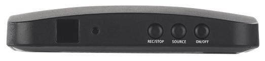 auvisio HDMI-Video-Rekorder V5 mit Media-Player, Full-HD-Aufnahme auf USB und PC