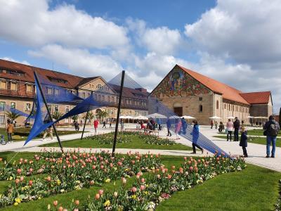Zitadelle Petersberg BUGA Erfurt 2021
