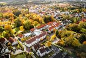 DSK Nr. 45 Pflegezentrum Horn-Bad Meinberg, Luftaufnahme