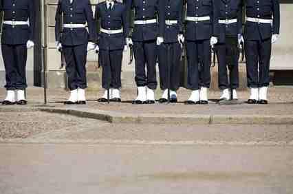 Accro – schwedische Militär Gymnastik