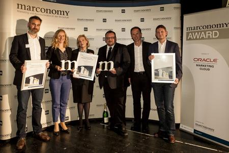 marconomy Awards Sieger 2014