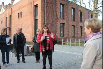 Der Brandenburgische Landesbetrieb für Liegenschaften und Bauen übergab das Gebäude an die TH Wildau zur Nutzung