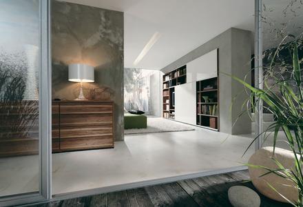 Möblierte Wohnungen unterzuvermieten kann sich in mehrerlei Hinsicht lohnen, (Foto: hülsta / Immowelt.de)