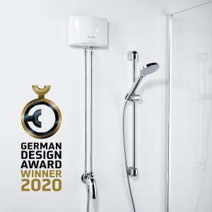 German Design Award für MBX Shower