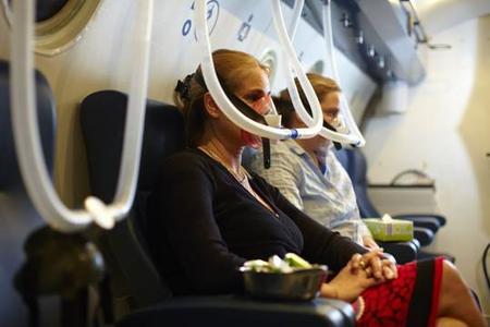 Ambulante HBO-Therapie  in der  modernen Mehrplatzdruckkammer im Ärztehaus am St. Josefskrankenhaus