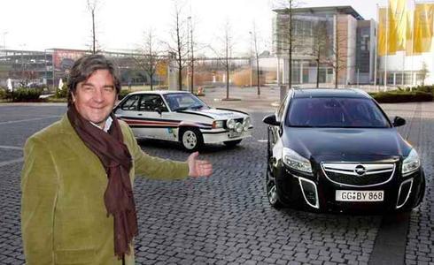 Rallye-Legende Christian Geistdörfer kehrt zurück zu Opel: Christian Geistdörfer,kongenialer und langjähriger Partner v Walter Röhrl kehrt zurück zu seinen motorsportlichen Wurzeln und unterstützt d Adam Opel GmbH zukünftig b verschiedenen