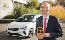 "Electrifying: New Opel Corsa-e Wins ""Golden Steering Wheel 2020"""