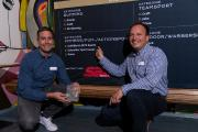 Sebastian Frey, Geschaftsführer (r.i.B) & Sebastian Schulz, Marketing & Online Operations (l.i.B)