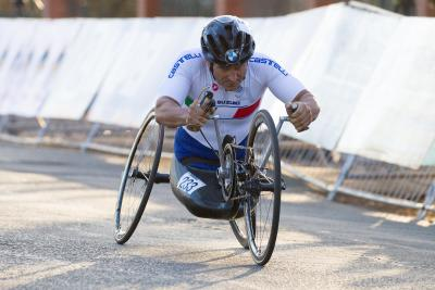 Alessandro Zanardi, UCI Para-Cycling Road World Championships, Pietermaritzburg