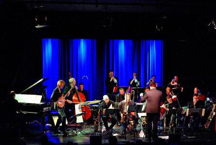 Essen Jazz Orchestra / Foto Kurt Rade