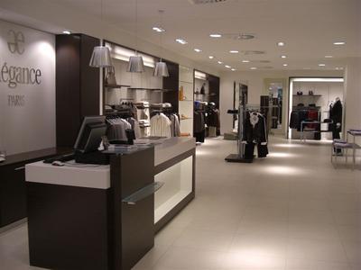 Wiedereröffnung Elégance Boutique in Düsseldorf