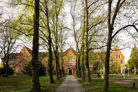 Merz Campus im Kulturpark Berg, Stuttgart Ost