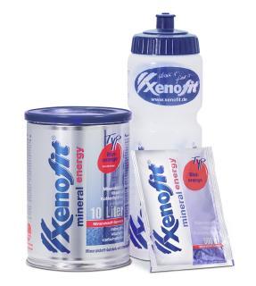 Xenofit mineral energy Geschmacksrichtung Blutorange