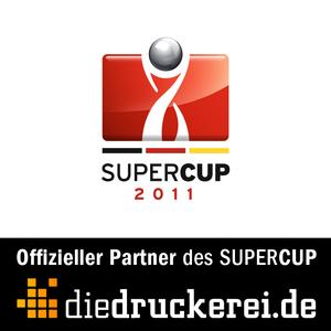 Onlineprinters GmbH sponsert DFL-Supercup 2011 © DFL