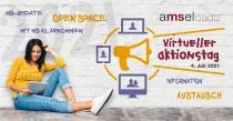 Virtueller Aktionstag der AMSEL für junge Menschen mit Multipler Sklerose (MS)