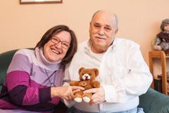 Die Rettungsteddys: Eine Aktion, die den Bernhards besonders am Herzen liegt