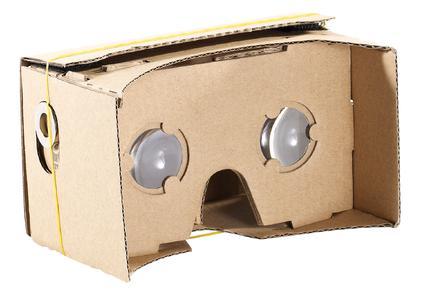 ZX-1521 - ZX-1522 PEARL Virtual-Reality-Brille für Smartphones