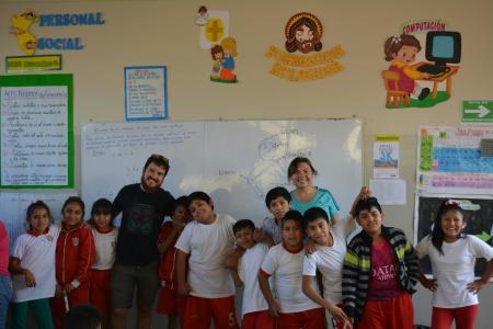 Freiwilligenarbeit mit ManaTapu
