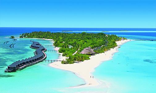 Ein Paradies für Schnorchler und Taucher – das Kuredu Island Resort, Malediven