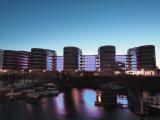 Weltkrebstag: Five Boats leuchtet lavendel