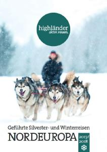 Highländer-Katalog Winter 2017/18
