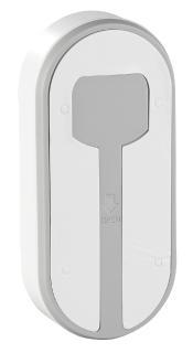 Somikon WLAN-HD-Video-Türklingel VTK-220 mit App, Gegensprechen, 156°-Bildwinkel, Akku